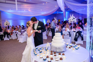 St Clair Centre for the Arts wedding reception